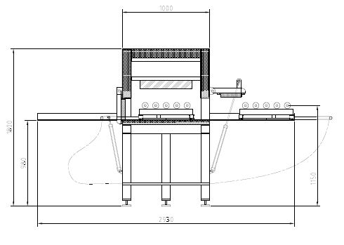 Section Oven 2 subliframes